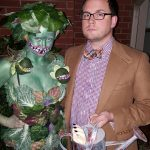 Homemade Little Shop of Horrors Couples Costume