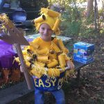 Incredible Homemade Easy Mac and Cheese Costume for Kids