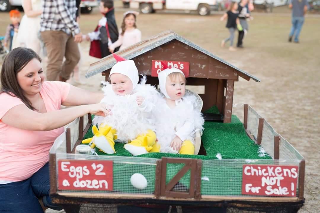 Mama's Chicken Coop