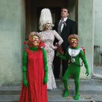 DIY Mars Attacks Family Costume