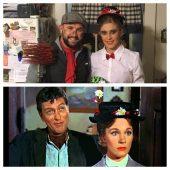 Mary Poppins & Bert