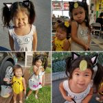 DIY Pokemon Meowth Costume for Girls