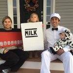 DIY Dairy Farm Family Costume