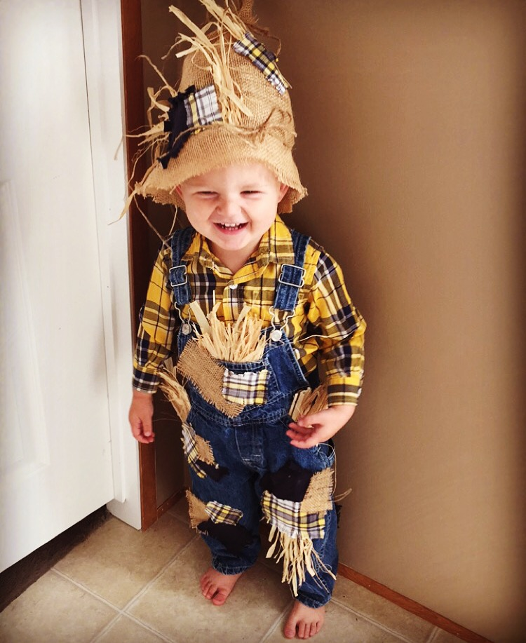 My Little Scarecrow