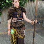 DIY Nakita Firewalker Costume