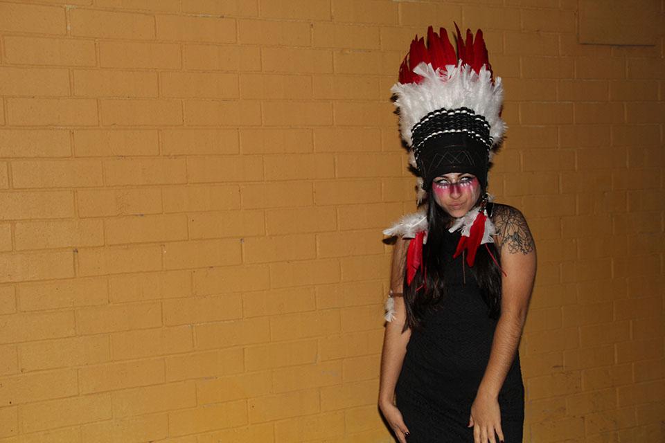 Native American Queen