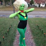 DIY Peridot (from Steven Universe) Costume