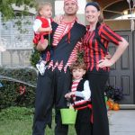 Fun Pirate Family Costume
