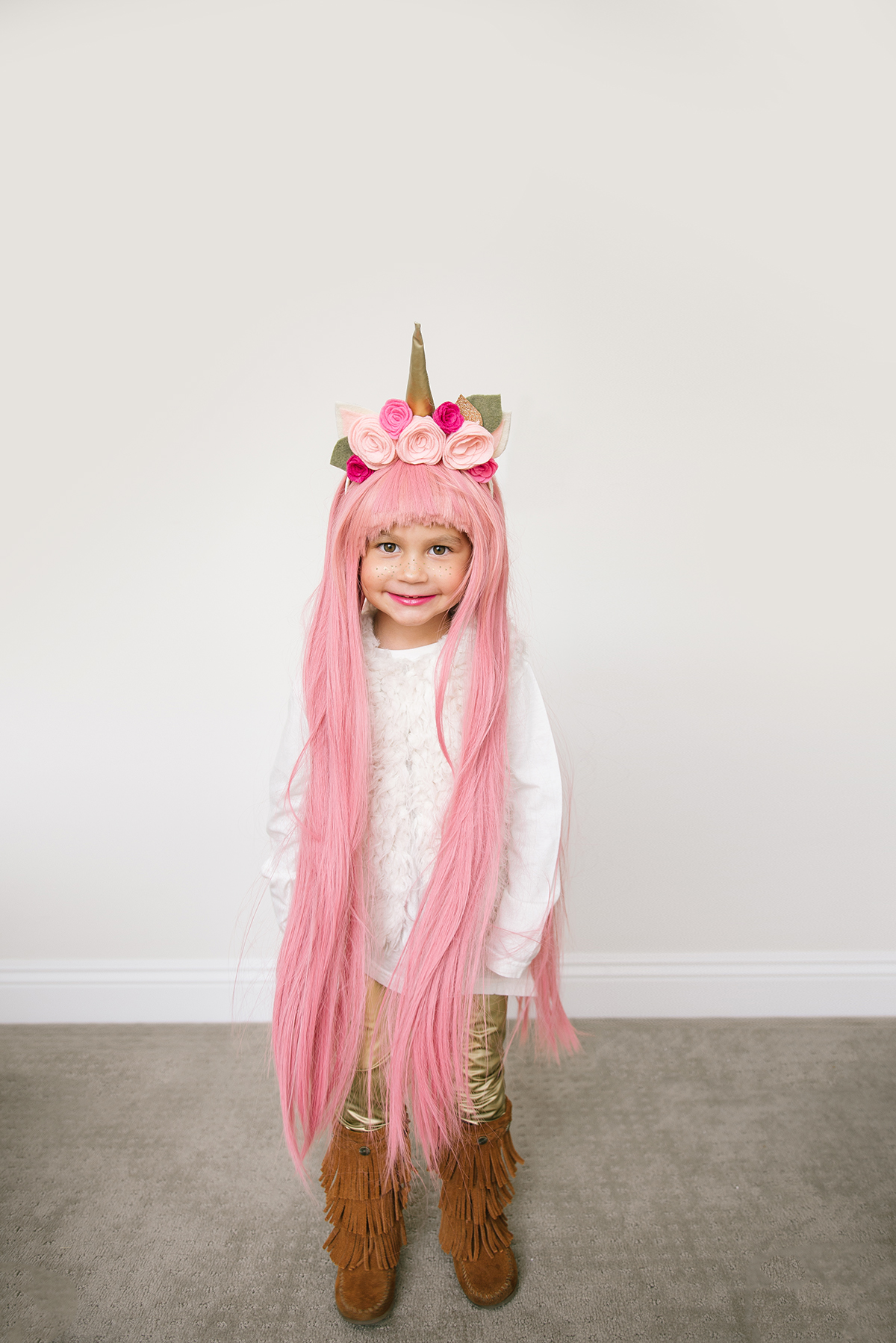 Pretty Pink Unicorn