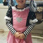 Raggedy Ann Dolly Costume for Girls