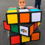 Incredible DIY Rubik's Cube Costume