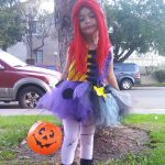 DIY Sally Costume from A Nightmare Before Christmas