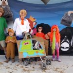DIY Scooby Doo Gang Family Costumes