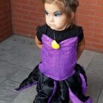 DIY Ursula Costume for 2 Year Old Girl