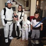 Star Wars Clan Family Costume