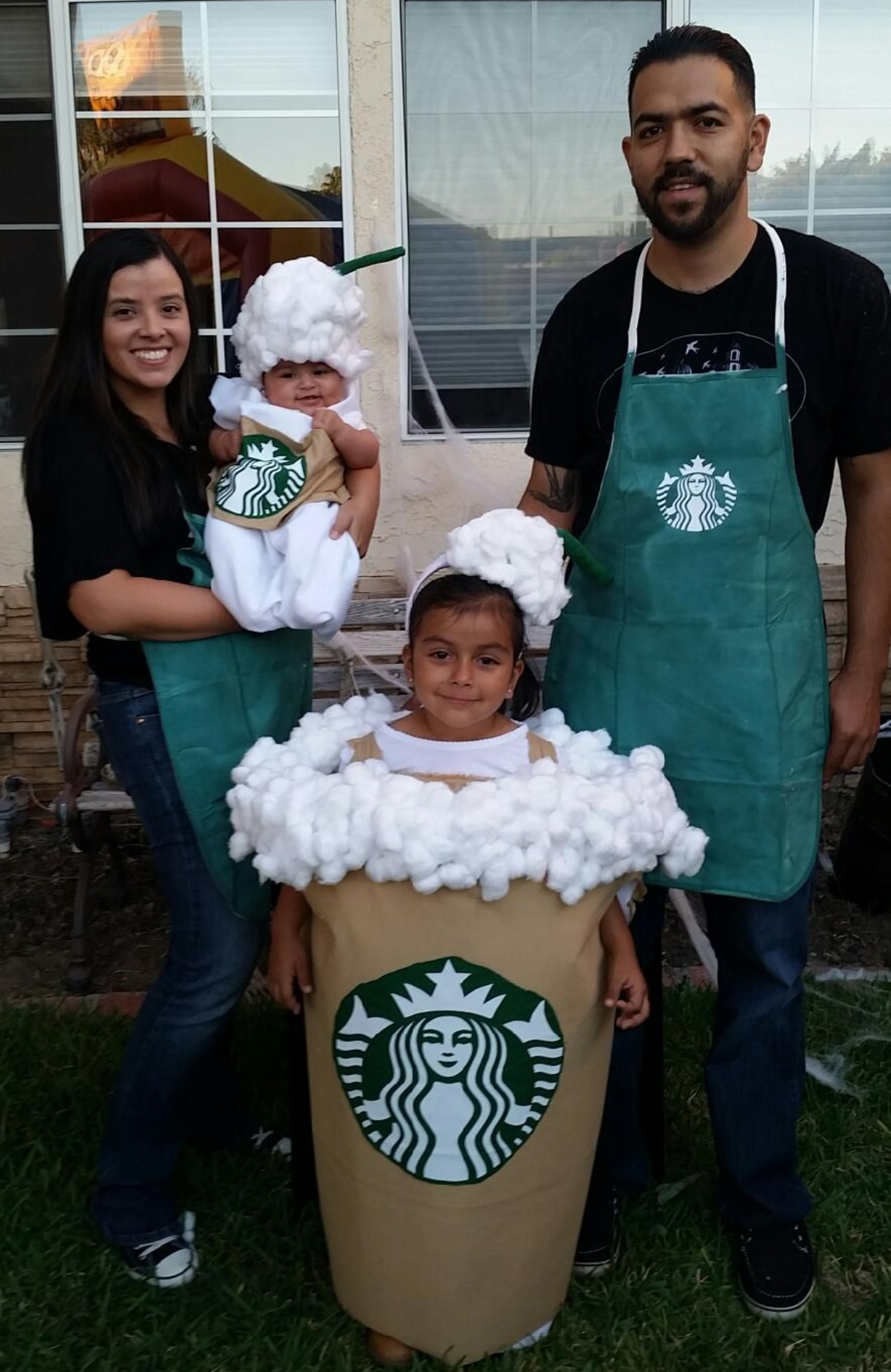 Starbucks Family