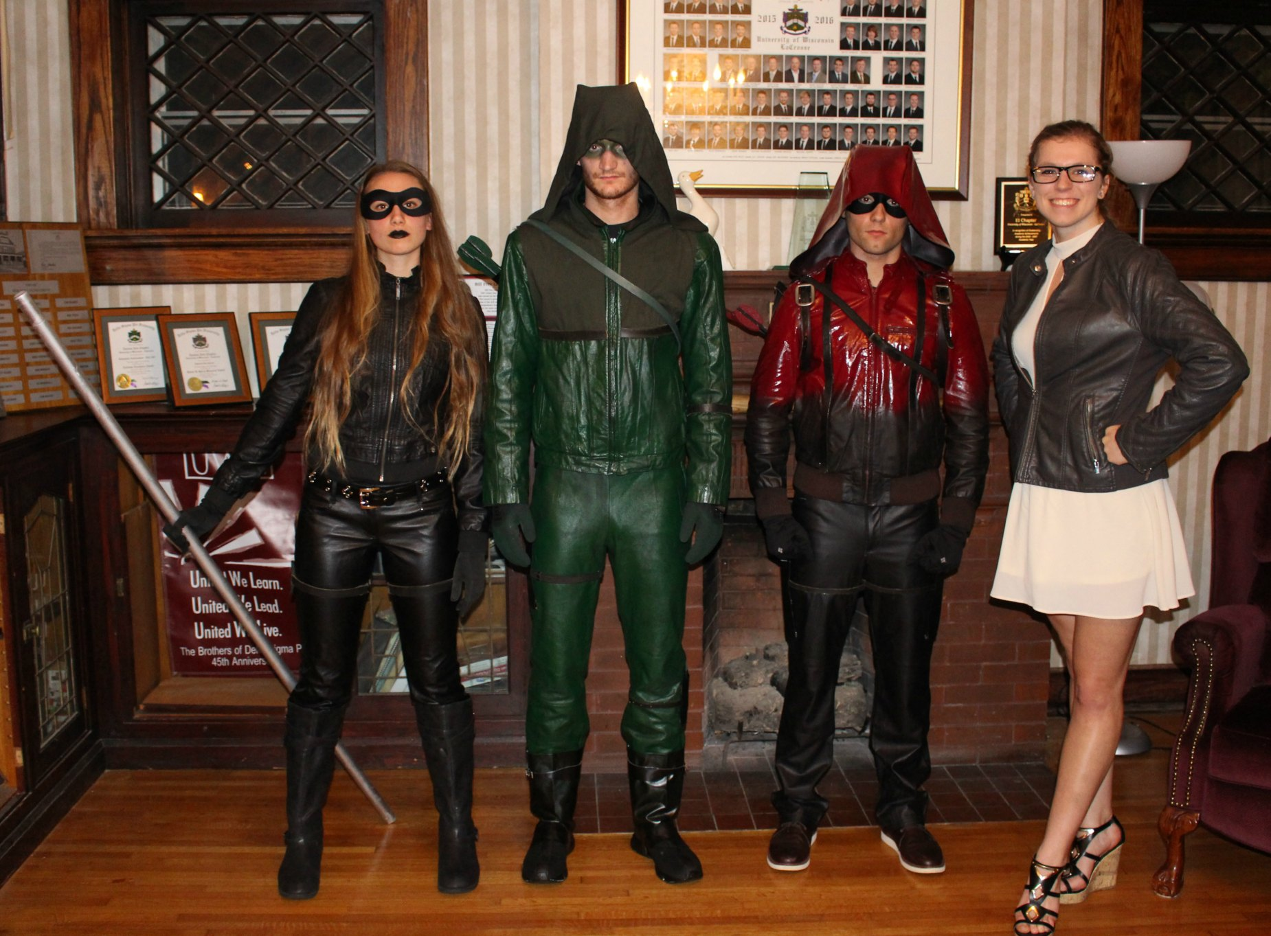 Team Green Arrow