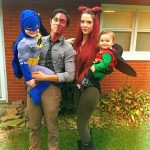 The Batman Family Costume
