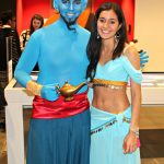 DIY Genie Costume from Aladdin