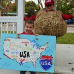 DIY Great American Road Trip Costume