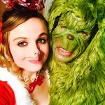 DIY Grinch and Cindy Lou Couples Costumes