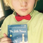 Homemade Little Prince Costume