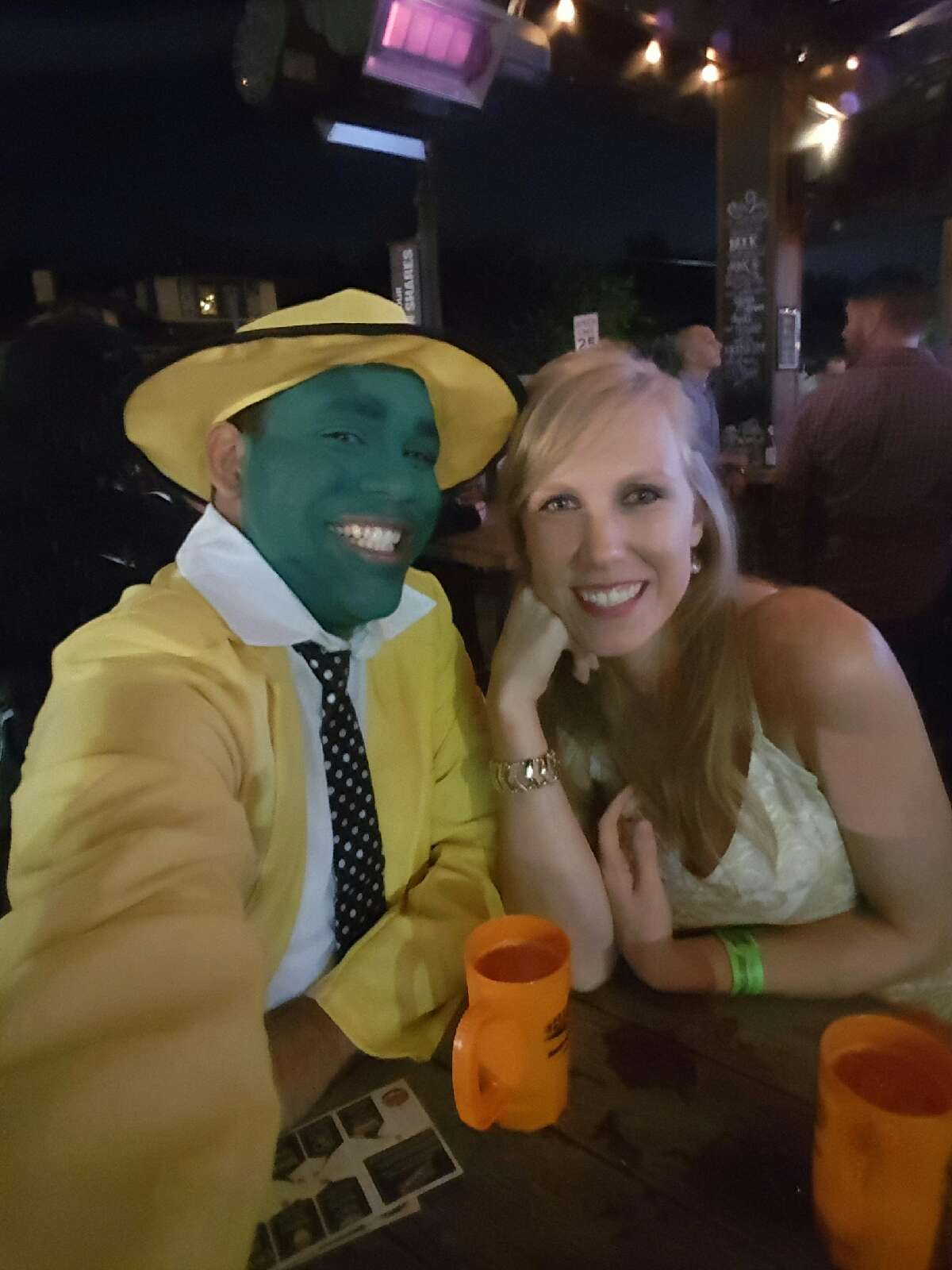 The Mask and Tina Carlyle