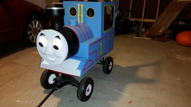 Thoma the Train