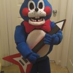 DIY Bonnie from Five Nights at Freddys Costume