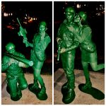 DIY Toy Story Army Men Couples Costume