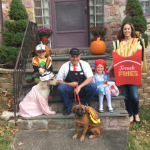 DIY Wendy's Family Costume