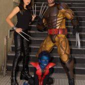 Xmen Family