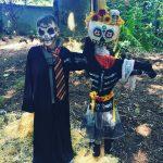 DIY Zombie Harry Potter Costume